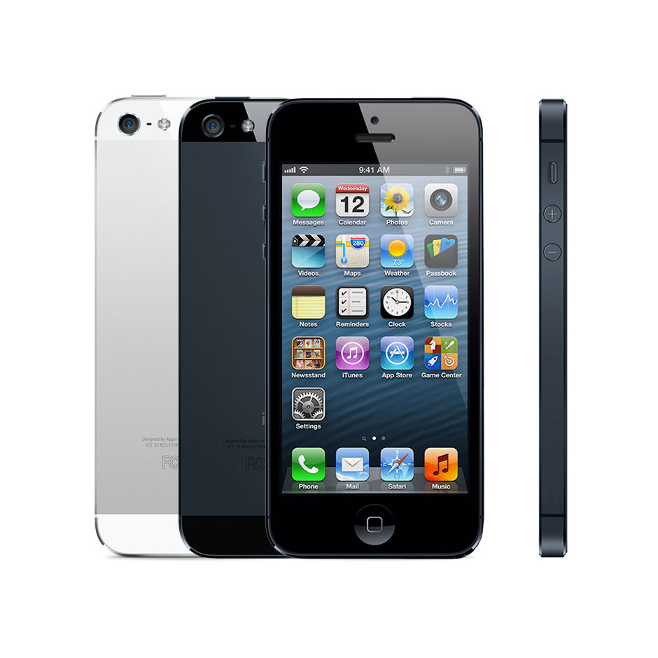 iPhone 5 nero