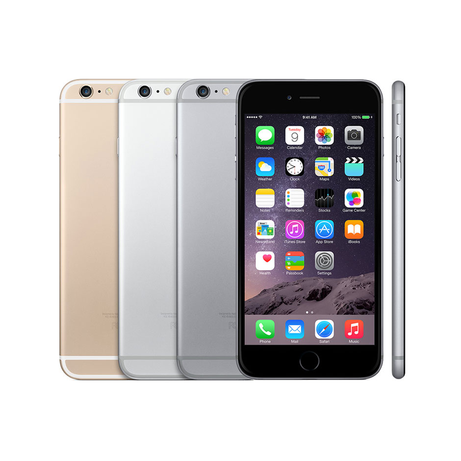 iPhone 6 Plus grigio siderale