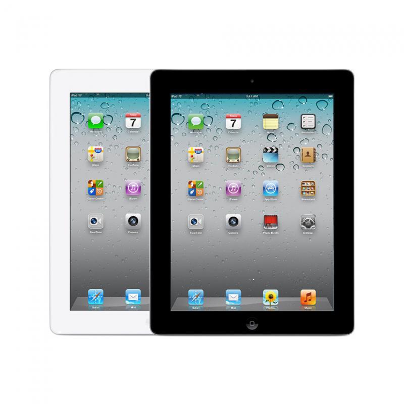 iPad 2 nero